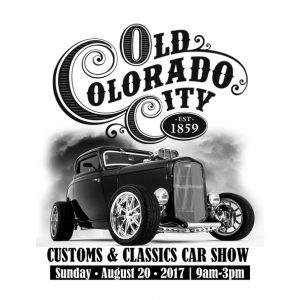 Events For August - Old school car show colorado springs